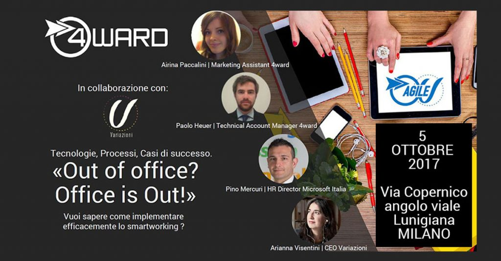 Workhop gratuito: tutti i numeri dello smart working