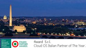 4wardPRO awarded Cloud OS Partner of the Year