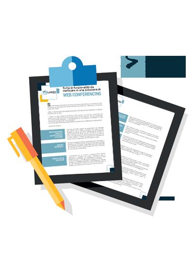 Checklist – Tutte le funzionalità da verificare in una soluzione di web conferencing