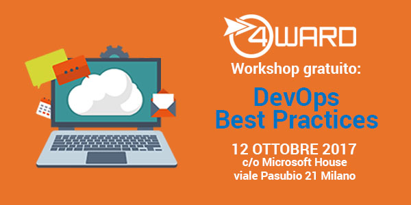 Workshop gratuito: DevOps Best Practices