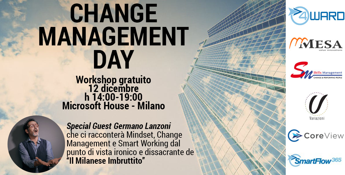 Change Management Day