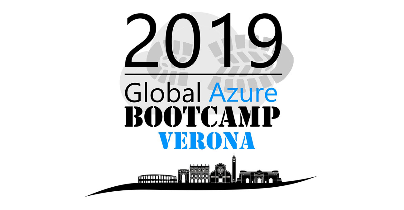 Sponsorship: Global Azure Bootcamp Verona