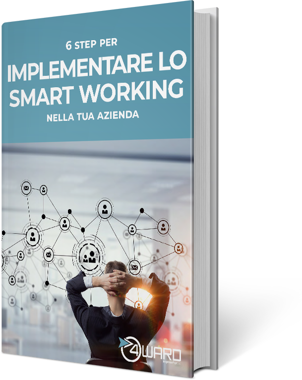 Whitepaper - 6 step per implementare lo smart working in azienda