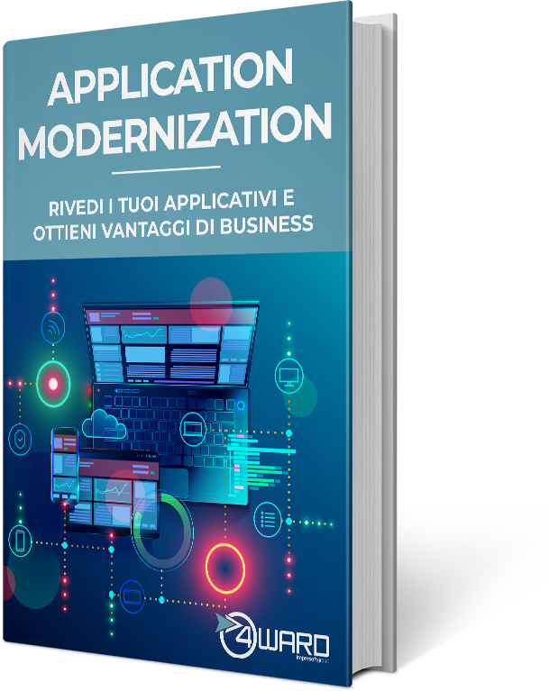 Whitepaper - Application Modernization - Rivedi le tue applicazioni