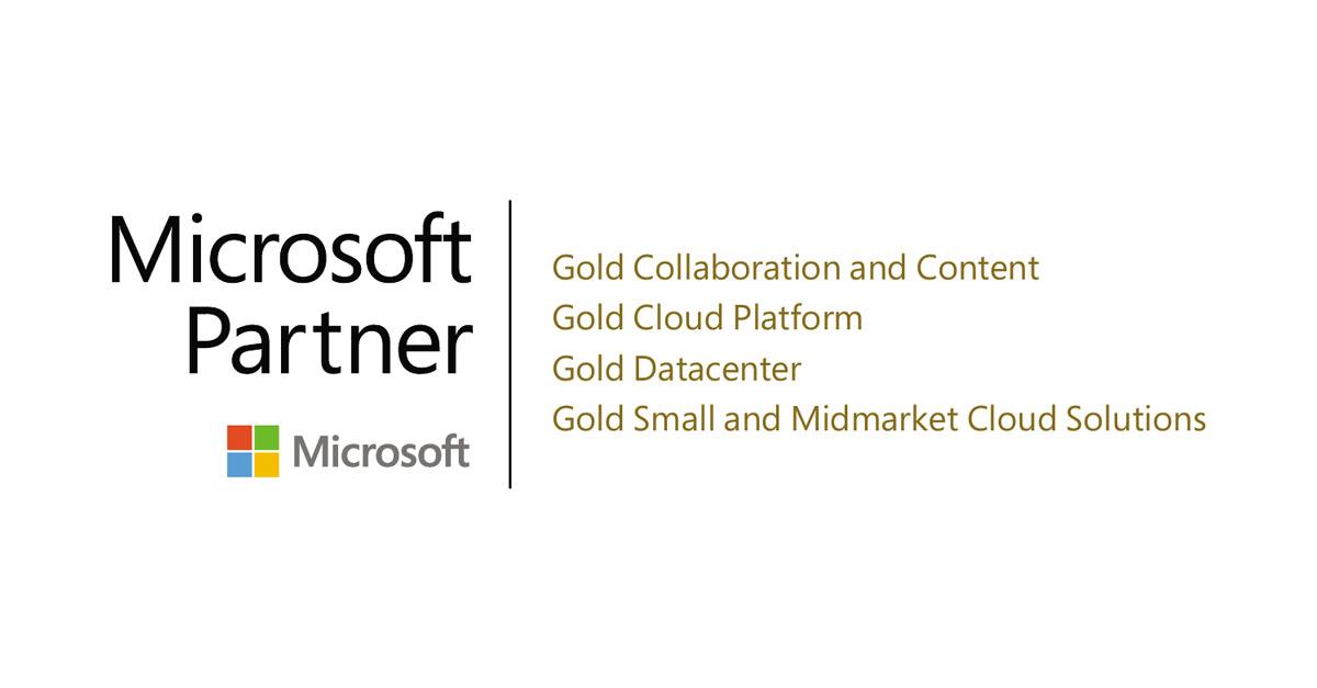 Core & Cloud Platform – Microsoft Gold Partner
