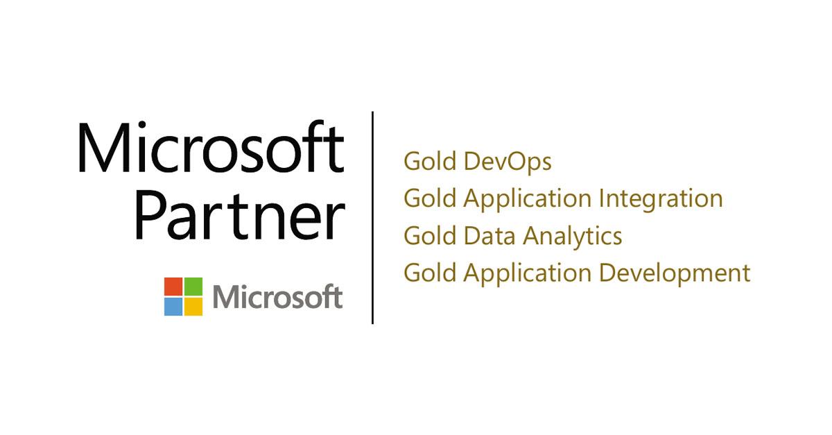 Data & AI – Microsoft Gold Partner