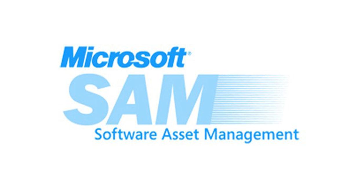 SAM (Software Asset Management)