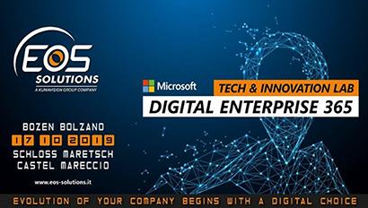 Digital Enterprise 365: Tech & Innovation Lab
