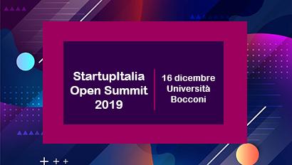 Sponsorship: StartupItalia Sios 2019