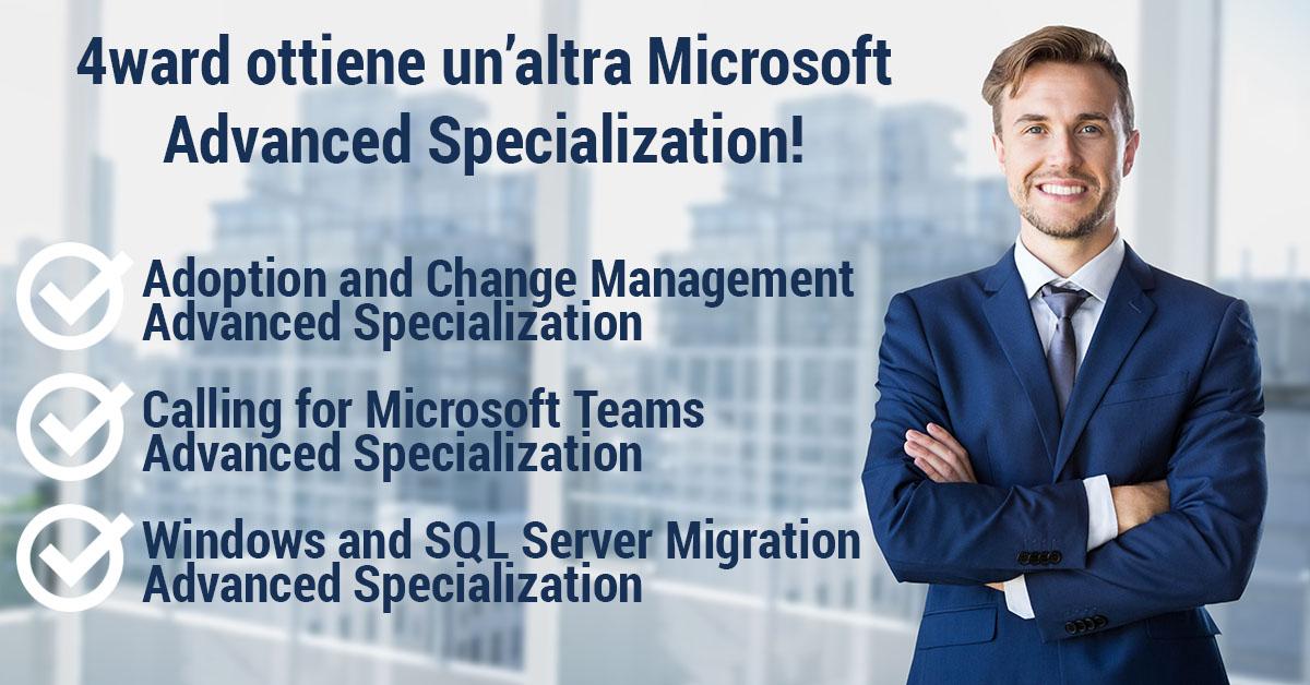 Microsoft Advanced Specializations