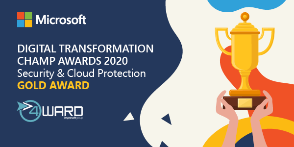 Microsoft Security & Cloud Protection Gold Award 2020