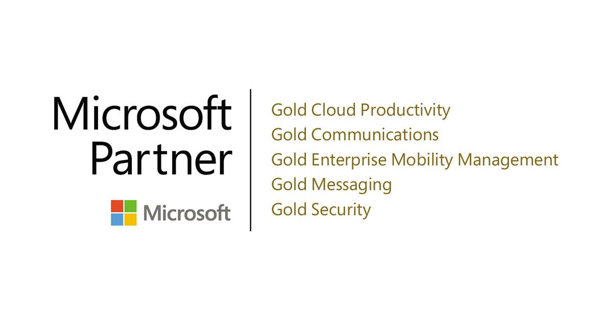 Modern Workplace – Microsoft Gold Partner