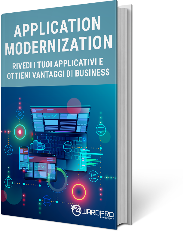 Whitepaper - Application Modernization - Rivedi le tue applicazioni