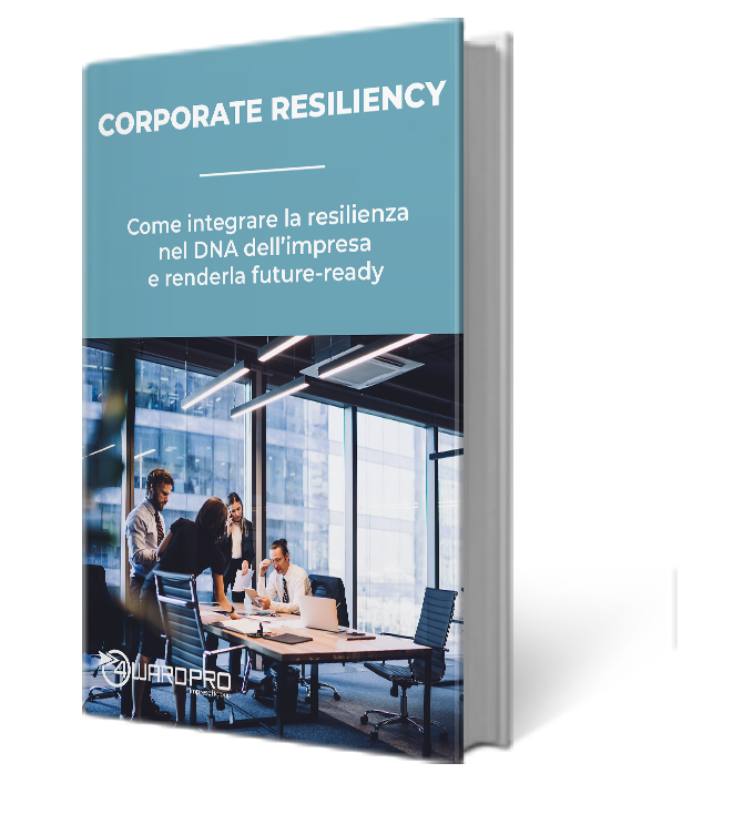 Whitepaper – Corporate Resiliency – Come rendere la tua azienda future-ready